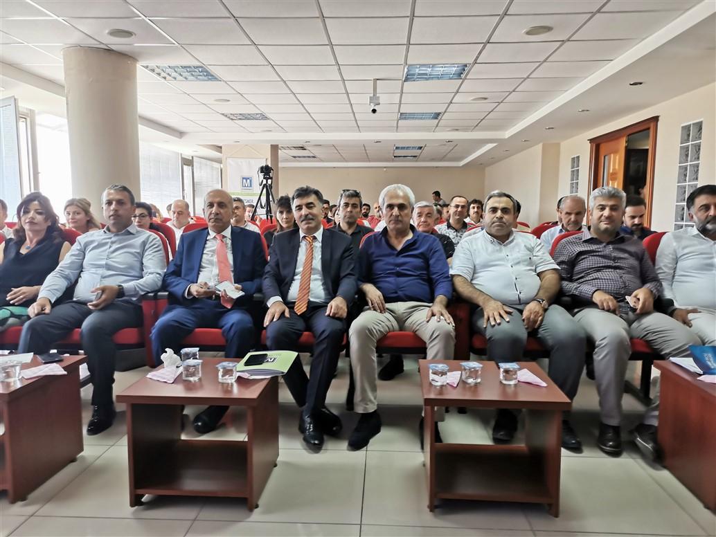 2019 09 13 DSMMMO DTSO TİCARET SİCİL İŞLEMLERİ SEMİNERİ