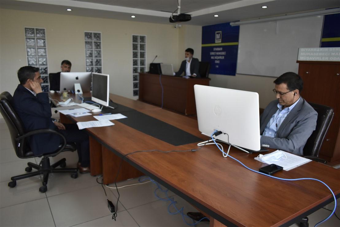 SGK'da Nakdi Ödeme İşlemleri ve İş-kur'da Kısa Çalışma Ödeneği Online Eğitimizi Gerçekleştirdik